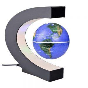 Globo Terrestre Flutuante Magnético